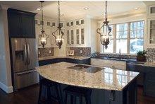 Craftsman Interior - Kitchen Plan #119-367