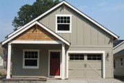 Country Style House Plan - 3 Beds 2 Baths 1230 Sq/Ft Plan #423-35 Photo