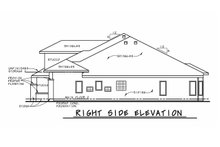 European Exterior - Other Elevation Plan #20-2361