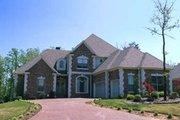 European Style House Plan - 5 Beds 4 Baths 3437 Sq/Ft Plan #17-201 Photo