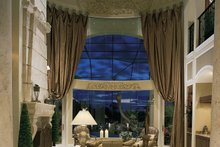 Dream House Plan - Mediterranean Interior - Family Room Plan #930-15