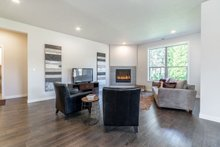 Home Plan - Traditional Interior - Other Plan #124-1162