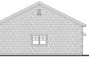 Craftsman Style House Plan - 0 Beds 1 Baths 693 Sq/Ft Plan #124-796 Exterior - Other Elevation