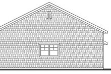 Craftsman Exterior - Other Elevation Plan #124-796