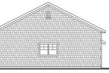 Home Plan - Craftsman Exterior - Other Elevation Plan #124-796