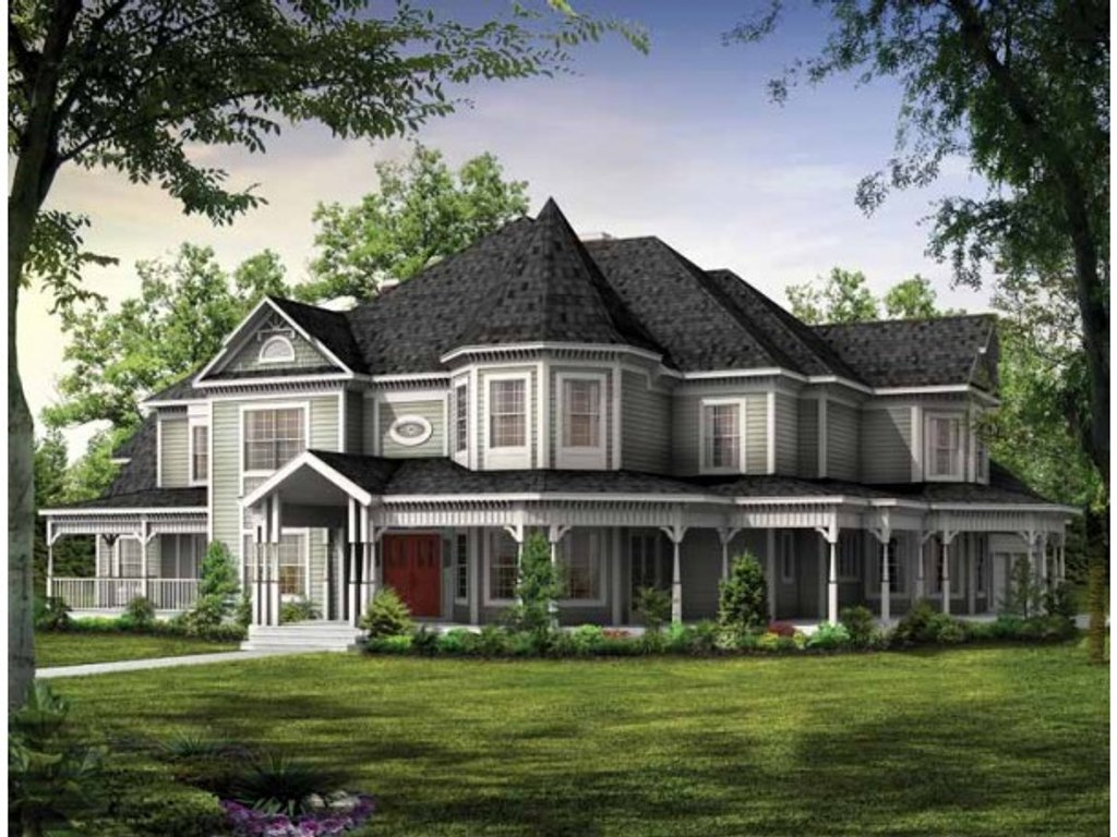 victorian home designs victorian style house plan 5 beds 6 baths 4826 sq ft plan 72 196 houseplans com 6255