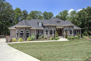 Ranch House Plans | Ranch Style Home Plans