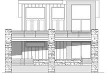 Country Exterior - Other Elevation Plan #932-99