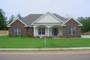 Southern Style House Plan - 4 Beds 2 Baths 1695 Sq/Ft Plan #69-153