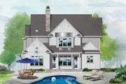 Farmhouse Style House Plan - 4 Beds 3.5 Baths 2466 Sq/Ft Plan #929-1122