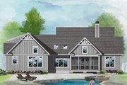 Craftsman Style House Plan - 3 Beds 2 Baths 2172 Sq/Ft Plan #929-1123