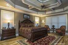 Dream House Plan - Country Interior - Master Bedroom Plan #929-556