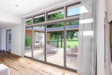 Dream House Plan - Contemporary Exterior - Outdoor Living Plan #48-1023