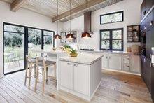 Contemporary Interior - Kitchen Plan #924-13