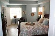Craftsman Style House Plan - 4 Beds 3.5 Baths 2506 Sq/Ft Plan #20-2325 Interior - Master Bedroom