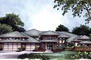 Modern Style House Plan - 4 Beds 3.5 Baths 3200 Sq/Ft Plan #417-369