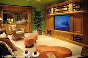 Mediterranean Style House Plan - 4 Beds 6.5 Baths 5265 Sq/Ft Plan #930-190 Interior - Other
