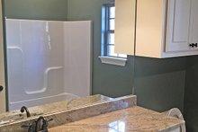 House Plan Design - European Interior - Bathroom Plan #430-133