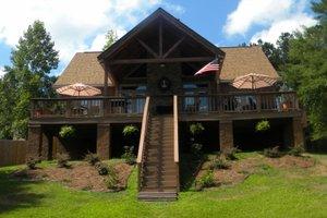 Cabin Photo Plan #63-184