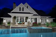 Architectural House Design - Night