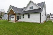 Farmhouse Style House Plan - 4 Beds 3 Baths 2283 Sq/Ft Plan #1070-97 Exterior - Rear Elevation
