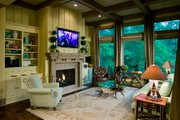 Craftsman Style House Plan - 3 Beds 3 Baths 3642 Sq/Ft Plan #54-391 Interior - Other
