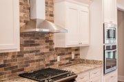 European Style House Plan - 4 Beds 2.5 Baths 2506 Sq/Ft Plan #430-103 Interior - Kitchen