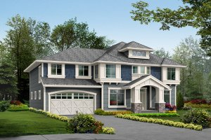 Traditional Exterior - Front Elevation Plan #132-139