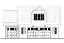 House Plan Design - Farmhouse Exterior - Other Elevation Plan #430-237
