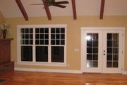 Craftsman Style House Plan - 4 Beds 3.5 Baths 2800 Sq/Ft Plan #21-349 Photo