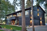 Contemporary Style House Plan - 2 Beds 3 Baths 3118 Sq/Ft Plan #569-37