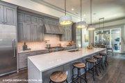 Craftsman Style House Plan - 3 Beds 3.5 Baths 3108 Sq/Ft Plan #930-522