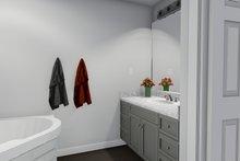 Dream House Plan - Traditional Interior - Master Bathroom Plan #1060-7