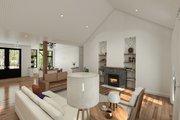 Farmhouse Style House Plan - 3 Beds 2 Baths 2117 Sq/Ft Plan #23-2723 Interior - Family Room