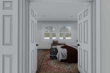House Plan Design - Traditional Interior - Bedroom Plan #1060-45