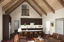 Craftsman Interior - Family Room Plan #17-3391