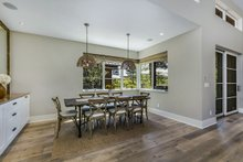 House Plan Design - Contemporary Interior - Dining Room Plan #892-21