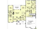 Farmhouse Style House Plan - 3 Beds 2.5 Baths 2358 Sq/Ft Plan #430-195 Floor Plan - Other Floor Plan