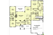 Farmhouse Style House Plan - 3 Beds 2.5 Baths 2358 Sq/Ft Plan #430-195