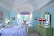 European Style House Plan - 5 Beds 4 Baths 4221 Sq/Ft Plan #929-855 Interior - Bedroom