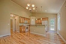 House Plan Design - Craftsman Interior - Kitchen Plan #437-99