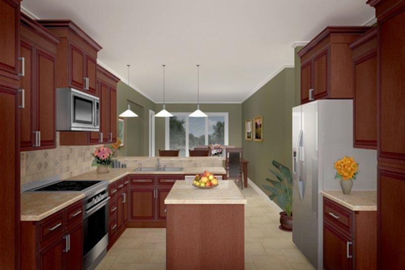 Farmhouse Photo Plan #21-109 - Houseplans.com
