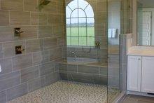European Interior - Master Bathroom Plan #927-358
