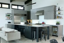 Home Plan - Contemporary Interior - Kitchen Plan #928-345