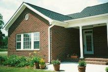 Home Plan - Southern Photo Plan #406-285