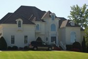 European Style House Plan - 4 Beds 4.5 Baths 5258 Sq/Ft Plan #119-117 Exterior - Other Elevation