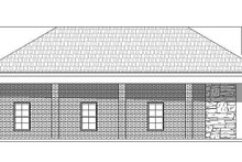 Dream House Plan - Country Exterior - Other Elevation Plan #932-211