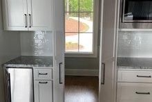 House Plan Design - Craftsman Interior - Kitchen Plan #437-124