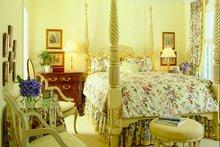 Colonial Interior - Bedroom Plan #137-230