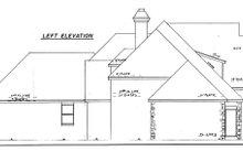 Architectural House Design - European Exterior - Other Elevation Plan #52-139